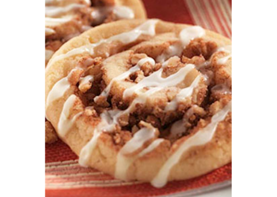 "<p>Cinnamon rolls dripping with icing are <a href=""https://www.thedailymeal.com/eat/iconic-american-breakfast-dishes?referrer=yahoo&category=beauty_food&include_utm=1&utm_medium=referral&utm_source=yahoo&utm_campaign=feed"" rel=""nofollow noopener"" target=""_blank"" data-ylk=""slk:a staple American breakfast"" class=""link rapid-noclick-resp"">a staple American breakfast</a> on Christmas. For dessert that tastes just as good as breakfast, try these cinnamon roll cookies.</p> <p><a href=""https://www.thedailymeal.com/recipes/cinnamon-roll-cookies?referrer=yahoo&category=beauty_food&include_utm=1&utm_medium=referral&utm_source=yahoo&utm_campaign=feed"" rel=""nofollow noopener"" target=""_blank"" data-ylk=""slk:For the Cinnamon Roll Cookies recipe, click here."" class=""link rapid-noclick-resp"">For the Cinnamon Roll Cookies recipe, click here.</a></p>"