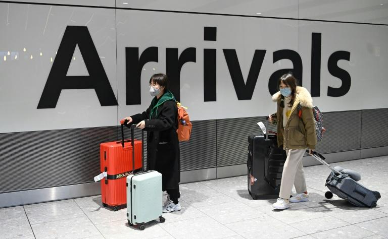 British Airways suspends China flights over coronavirus outbreak