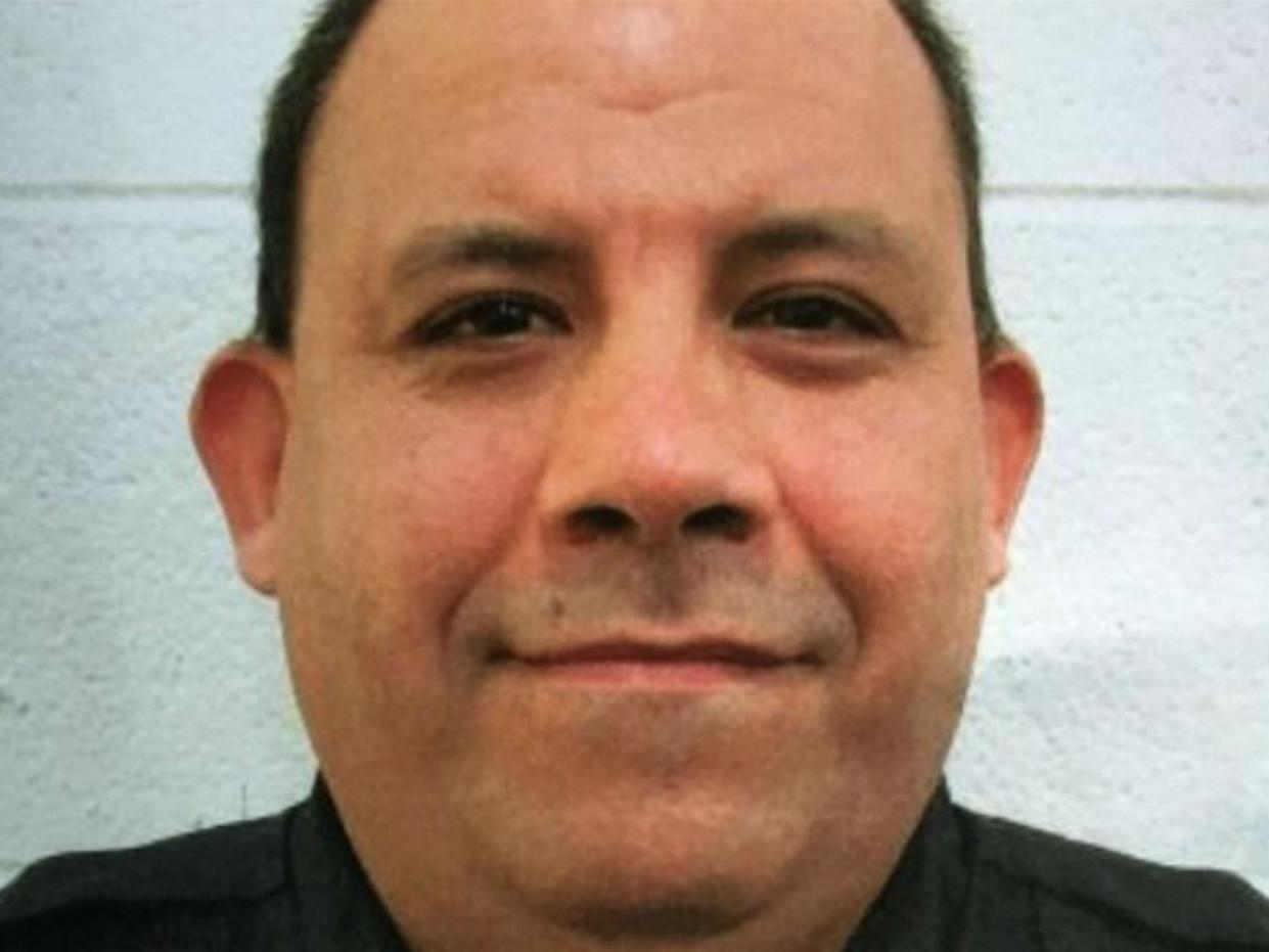Mr Nunez has been charged and faces charges that carry a minimum of 25 years in prison: Brexar County Sheriff's Department