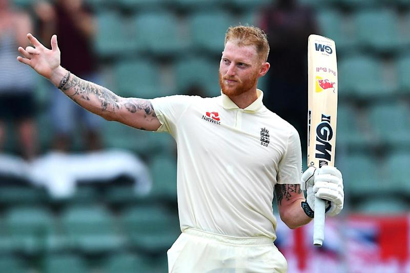 Ninth Test ton: Stokes dedicated his century to his father (Getty Images)