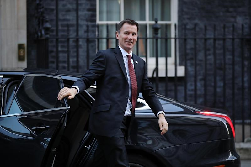 Health Secretary Jeremy Hunt says there is no chance of a customs union with Europe: Getty Images