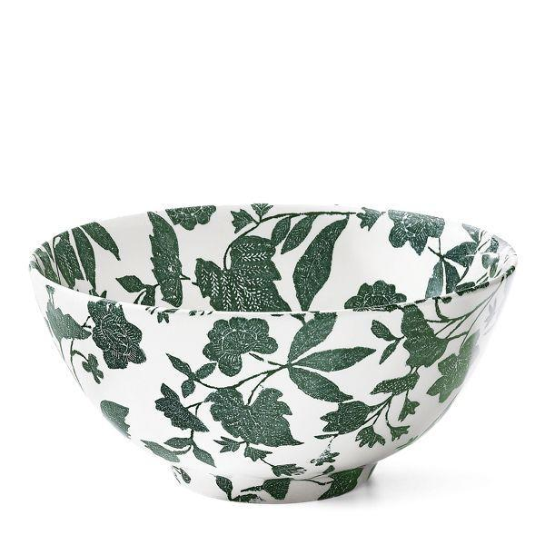 """<p><strong>Ralph Lauren Home</strong></p><p>ralphlauren.com</p><p><strong>$165.00</strong></p><p><a href=""""https://go.redirectingat.com?id=74968X1596630&url=https%3A%2F%2Fwww.ralphlauren.com%2Fhome-dining-dinnerware%2Fgarden-vine-footed-bowl%2F531114.html&sref=https%3A%2F%2Fwww.veranda.com%2Fhome-decorators%2Fg33339999%2Ffall-centerpieces-ideas%2F"""" rel=""""nofollow noopener"""" target=""""_blank"""" data-ylk=""""slk:Shop Now"""" class=""""link rapid-noclick-resp"""">Shop Now</a></p><p>A stunning collaboration between Ralph Lauren and Burleigh ceramics, this collection marries English tradition with American aesthetics to create patterns that feel effortlessly chic. </p>"""