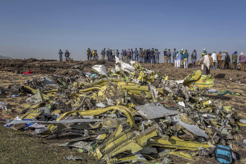 Ethiopian Airlines victims' families to visit crash site