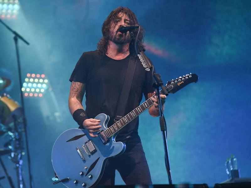 Foo Fighters: 'Ghosts tried to stop us recording new album'