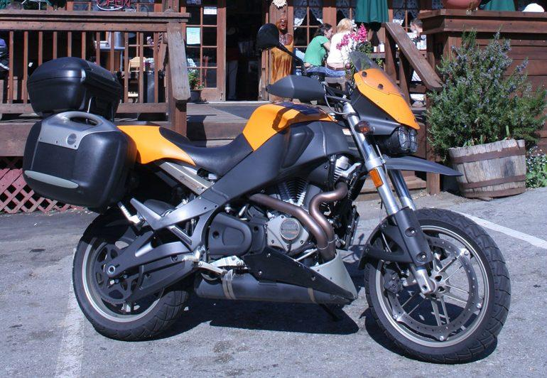 Buell Motorcycle History