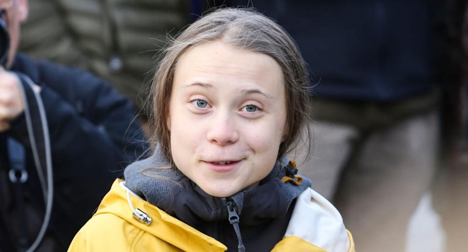 Greta Thunberg, climate activist. Photo: Getty Images