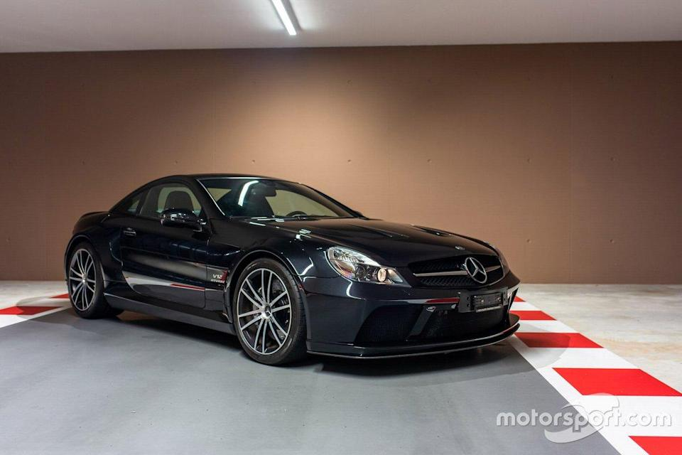 "2009 Mercedes-Benz SL65 AMG Black Series de Sebastian Vettel<span class=""copyright"">Tom Hartley Jnr.</span>"