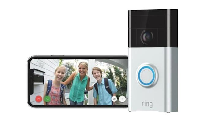 Smart doorbells can provide ease-of-mind for users.