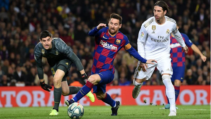 Opta's LaLiga team of 2019-20: Cazorla joins Messi, Ramos and Benzema in best XI