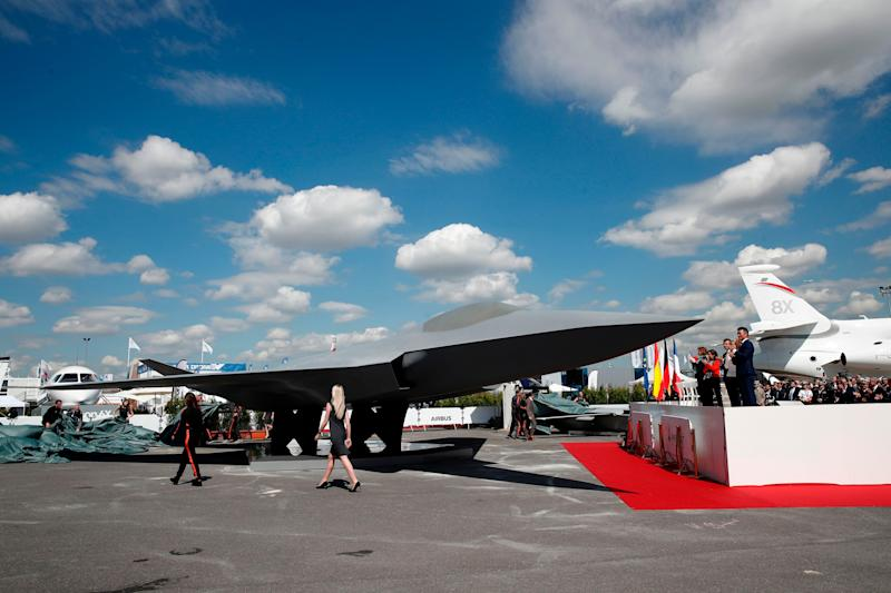 Three European air forces approve performance benchmarks for next-gen fighter jet