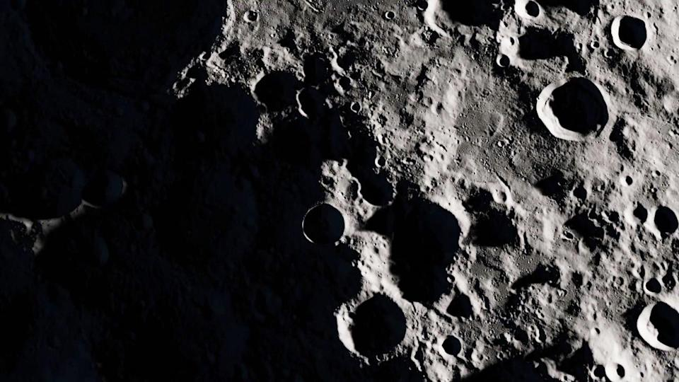 The Moon's perpetual shadows may harbour twice the ice we once thought