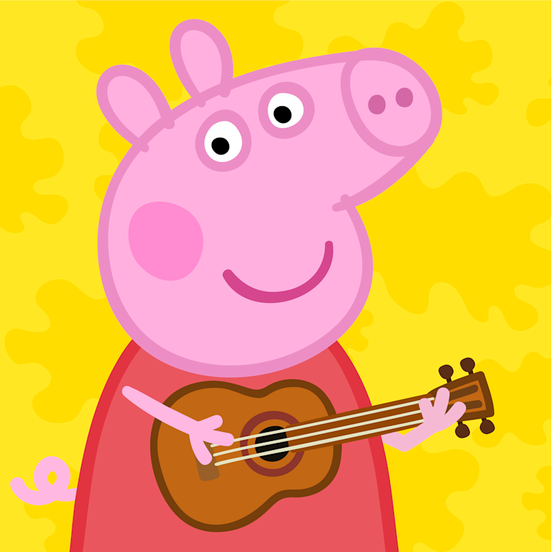 Peppa Pig just dropped her new, long-awaited album  It's no