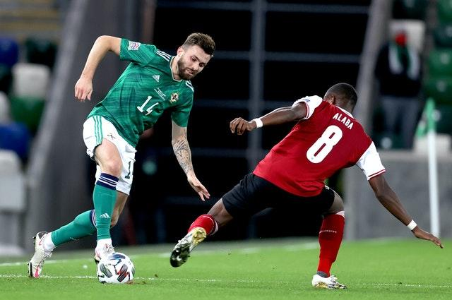 Northern Ireland have now lost six of their seven Nations League matches