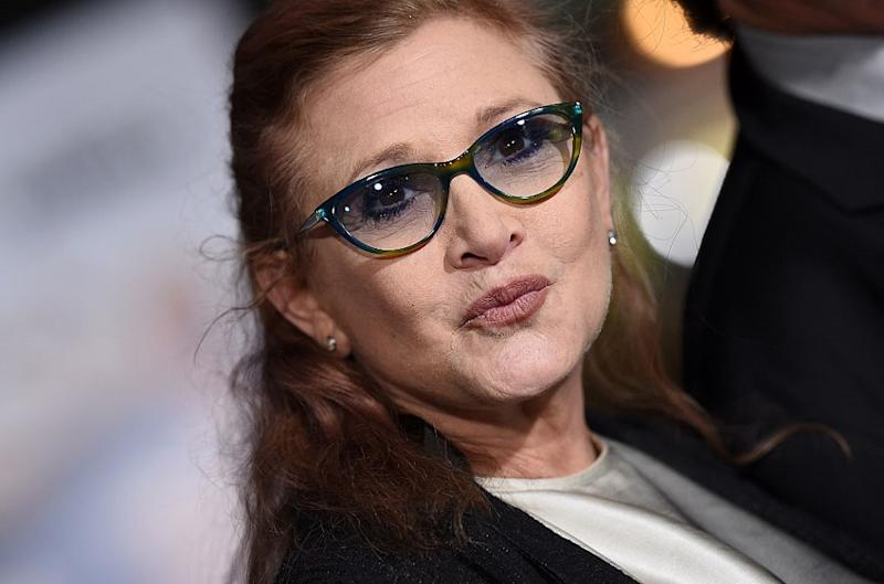 Carrie Fisher and Madonna interviewed each other for Rolling Stone in the '90s, and as expected, it was wonderful