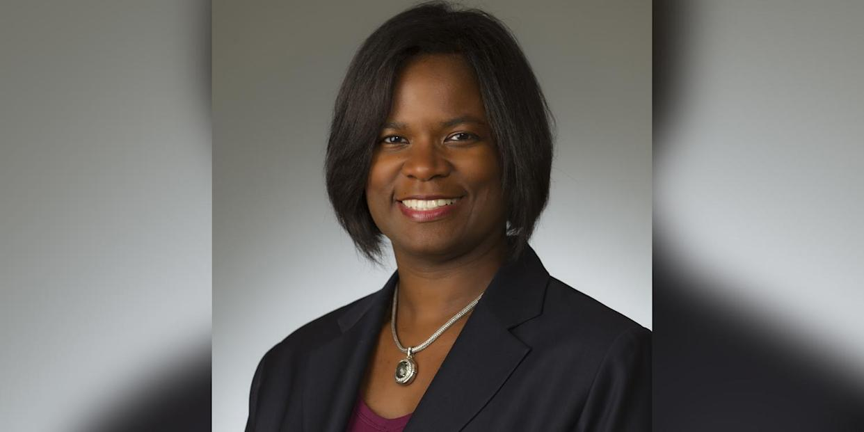 Eunice Heath, corporate director, environment, health & safety and sustainability, Dow