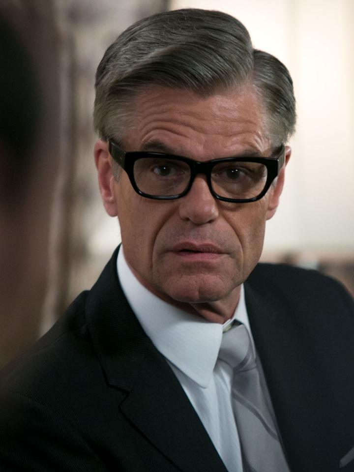 Jim Cutler (Harry Hamlin) - Mad Men _ Season 6, Episode 12 _ 'The Quality of Mercy' - Photo Credit: Jaimie Trueblood/AMC