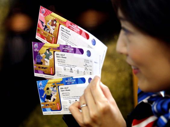 Japan 2019 have already released the new Rugby World Cup tickets (Reuters)