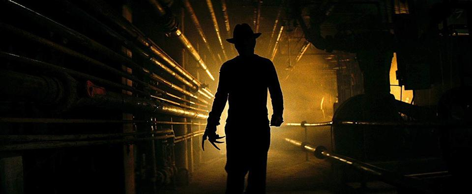"""<p>In Freddy Kruger's world, nightmares can <em>actually</em> kill you. So, maybe sip on a glass of wine while you watch this modern remake of the 1984 thriller.</p><p><a class=""""link rapid-noclick-resp"""" href=""""https://www.amazon.com/gp/video/detail/B0041VMSL8/?tag=syn-yahoo-20&ascsubtag=%5Bartid%7C10055.g.29579568%5Bsrc%7Cyahoo-us"""" rel=""""nofollow noopener"""" target=""""_blank"""" data-ylk=""""slk:WATCH NOW"""">WATCH NOW</a></p>"""