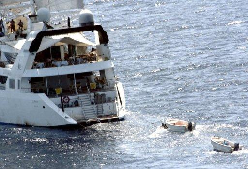 Six Somalis will go on trial in a Paris court charged with taking the 30 crew of luxury sailing ship Le Ponant hostage