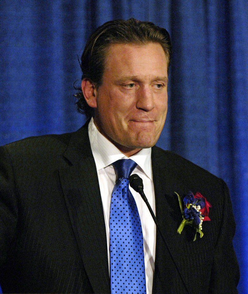 Roenick Suspended