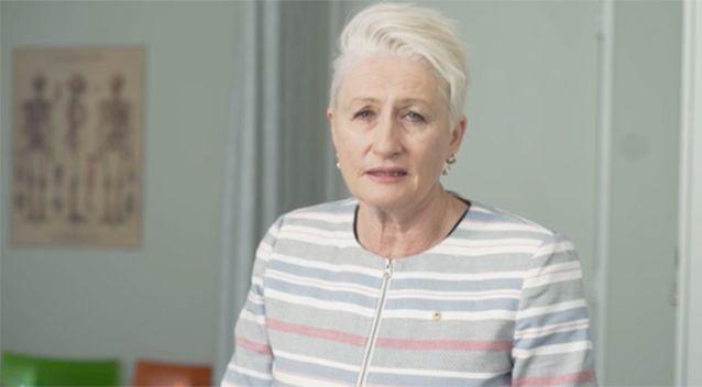 Dr Kerryn Phelps features in the