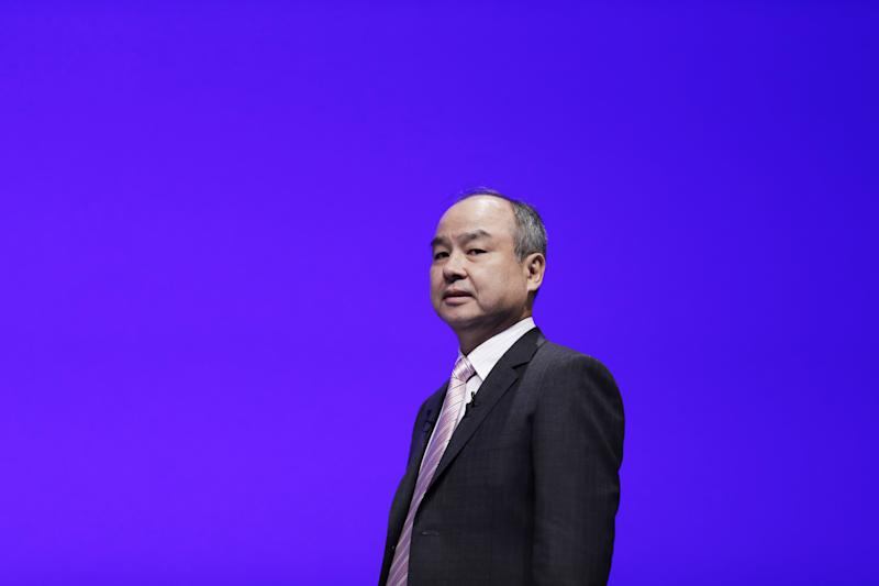 How Softbank's Massive Vision Fund Shares Profits—and Losses