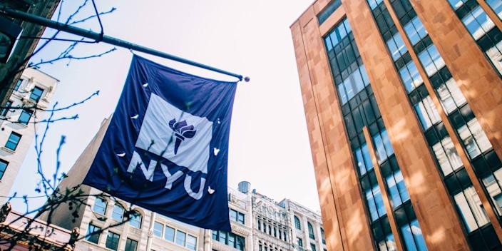 Many universities including NYU, which is home to over 17,000 international students, plan to operate under a hybrid model in the fall.