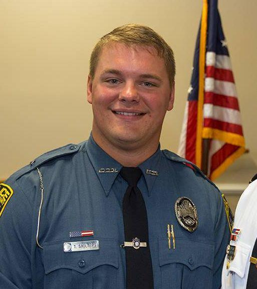 Taylor Saulters, formerly of the Athens-Clarke County Police Department, is now employed by the Oglethorpe County Sheriff's Office.