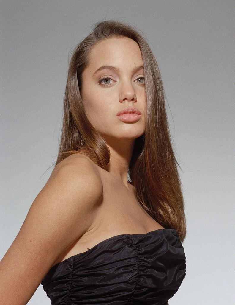 <p><strong>Taken:</strong> During a portrait session in LA in 1991.</p><p><strong>Breakout moment: </strong>Though she might have experienced some fame due to her actor father Jon Voight, Jolie garnered international recognition when she won an Oscar for<em> Girl, Interrupted </em>in 1999.<strong><br></strong></p>