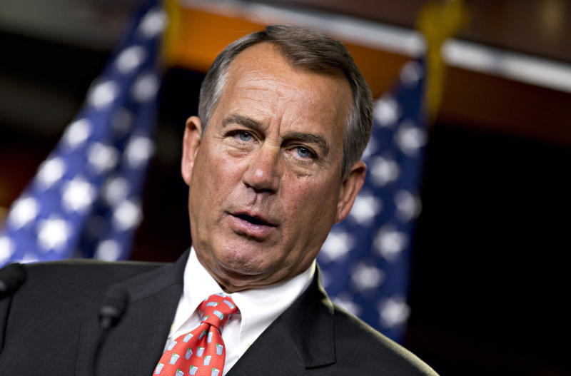Boehner tells Geithner, 'You can't be serious'