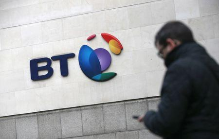 BT shares jump as Ofcom eases price controls on Openreach