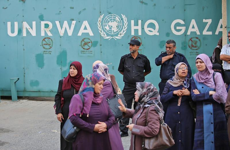 UNRWA provides education and health services to some five million Palestinians in the Middle East