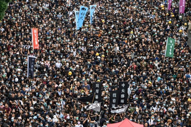 The Hong Kong government's attempt to ram through a sweeping extradition bill sparked a massive public backlash with record-breaking crowds hitting the streets