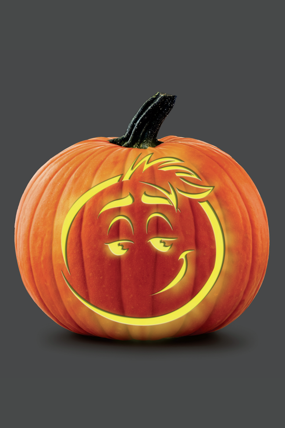 """<p>Did your family get a kick out of <em>The Emoji Movie</em>? This blogger has free carving templates—and coloring pages!—of the characters.</p><p><strong>Get the tutorial at <a href=""""https://www.craftymama-in-me.com/free-emoji-movie-pumpkin-carving-templates/"""" rel=""""nofollow noopener"""" target=""""_blank"""" data-ylk=""""slk:Crafty Mama in Me"""" class=""""link rapid-noclick-resp"""">Crafty Mama in Me</a>.</strong><br></p><p><a class=""""link rapid-noclick-resp"""" href=""""https://www.amazon.com/dp/B07577X6HF?tag=syn-yahoo-20&ascsubtag=%5Bartid%7C10050.g.22133548%5Bsrc%7Cyahoo-us"""" rel=""""nofollow noopener"""" target=""""_blank"""" data-ylk=""""slk:SHOP TEA LIGHTS"""">SHOP TEA LIGHTS</a></p>"""