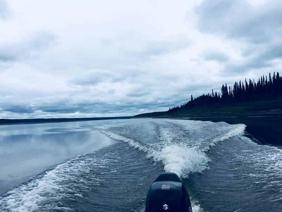 """<span class=""""caption"""">Makenzie River, N.W.T.</span> <span class=""""attribution""""><span class=""""source"""">Indigenous Consulting Services Inc.</span></span>"""