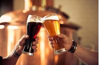 <p>On Father's Day, serve dad a refreshing pint of his favorite brewski. For the ultimate treat, plan a craft beer tasting with an assortment of ales, lagers and IPAs from local breweries. He might just find a new favorite and you'll be the one to thank! </p>