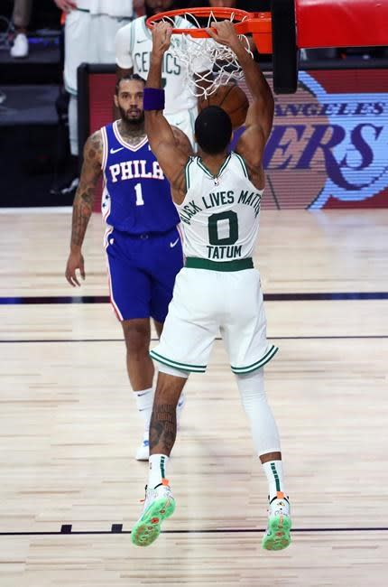 Brown's future in jeopardy after 76ers suffer early exit