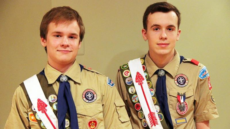First Openly Gay Eagle Scout Under New Policy, But Brother Excluded From Scouting