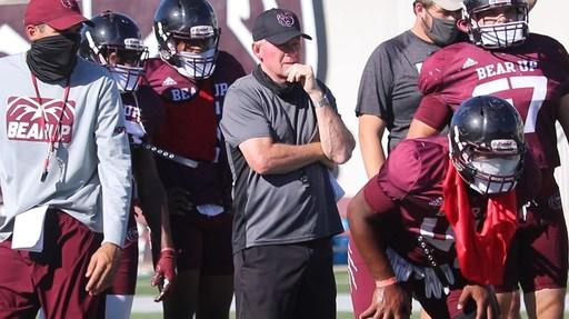 Petrino embraces rebuilding project at Missouri State