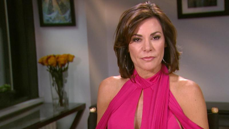 Luann de Lesseps Checks Herself Into Rehab for Second Time