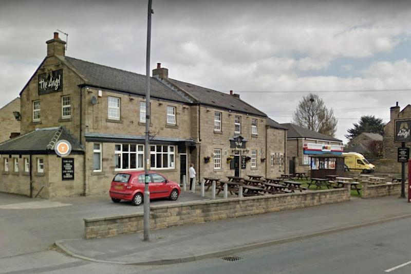 The Angel in Ackworth, West Yorkshire, was forced to shut its doors again today: Google