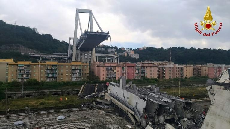The tragedy has focussed anger on the structural problems that have dogged the decades old Morandi bridge and Autostrade per l'Italia, which is currently in charge of operating and maintaining nearly half of the country's motorways