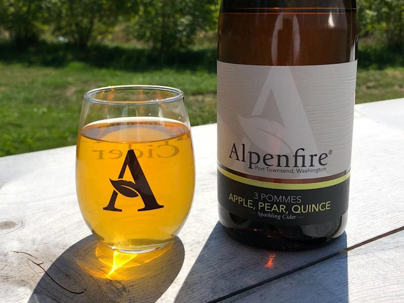 Courtesy of Alpenfire Cider