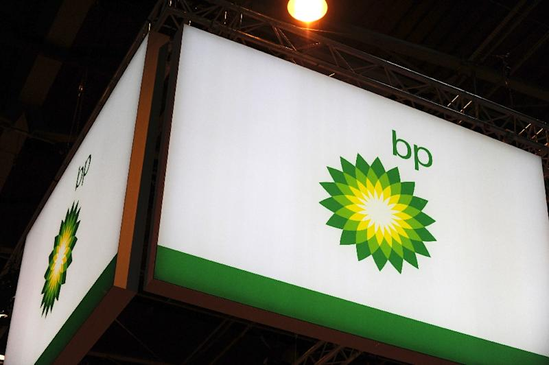 Ten of the world's leading oil and gas companies, including BP, say they are committed to fighting climate change (AFP Photo/Eric Piermont)