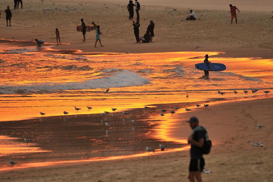 Australia could experience heatwaves that would leave certain areas uninhabitable. Source: Getty