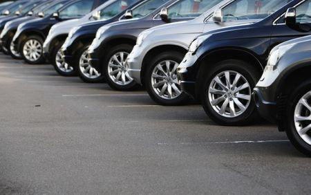 After bumper March, UK vehicle sales plunge in April