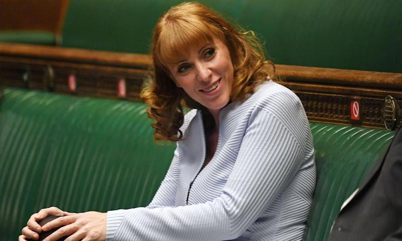 Angela Rayner stood in for Keir Starmer at PMQs this week.