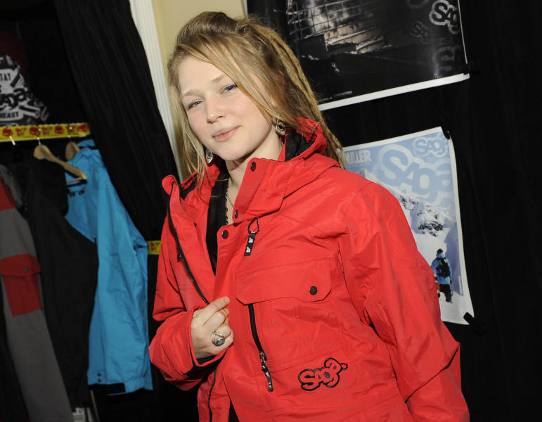 "FILE - This Jan. 21, 2013 file photo shows musician Crystal Bowersox at the Fender Music lodge during the Sundance Film Festival in Park City, Utah. Bowersox will officially be taking a walk after midnight on Broadway. Producers of the Patsy Cline musical ""Always... Patsy Cline"" said Tuesday, March 26, that Bowersox will portray the legendary country singer in a new production this summer in New York. (AP Photo/Fender, Jack Dempsey)"