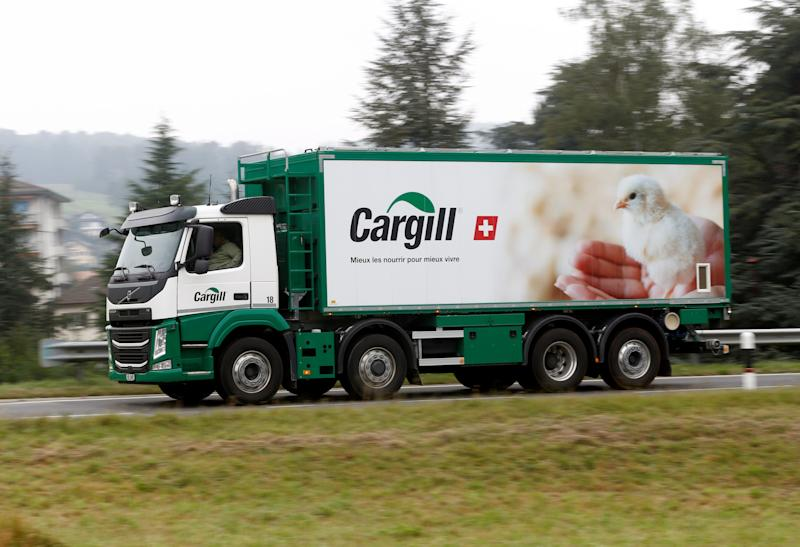 Cargill, the food behemoth, is the U.S.'s largest privately held company. (Denis Balibouse / Reuters)