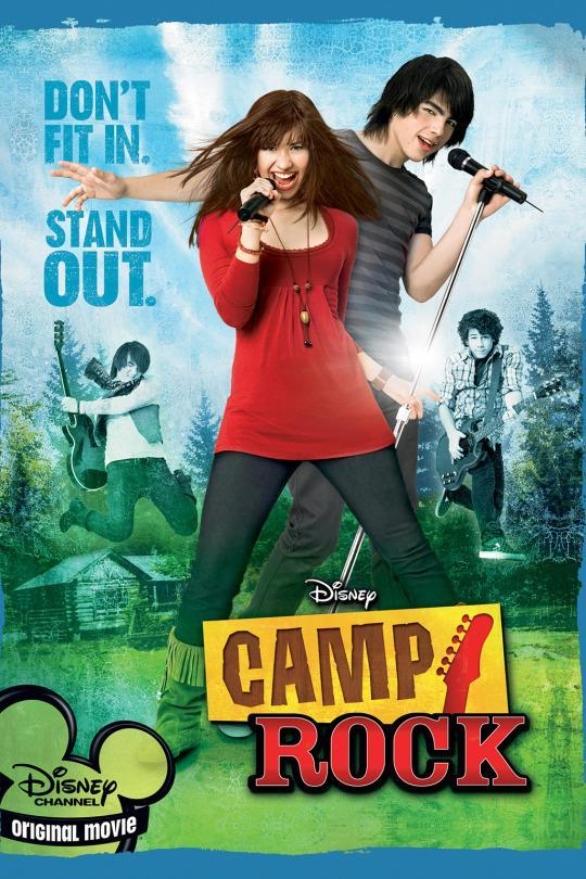 """<p>Demi Lovato stars as a shy kitchen worker whose incredible singing voice is discovered by """"popular teen idol"""" Joe Jonas. After hours of soul-searching and Tennessee Williams-esque pained monologues, a song is performed. (Spoiler)<br><br><i>(Credit: Disney Channel)</i> </p>"""